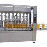 উচ্চ যথার্থ স্বয়ংক্রিয় লুব্রিকেটিং / ভোজ্যতেল ফিলিং মেশিন 2000 এমএল - 5000 মিলি