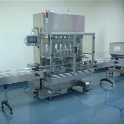 50ML-250L স্বয়ংক্রিয় রান্নার তেল ভর্তি মেশিন